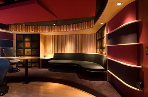 Lp swist recording studio designer and acoustical consultant for Music studio design